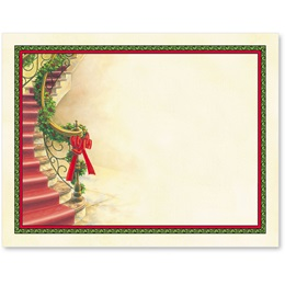 Holiday Banister Postcards