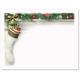 Christmas Elegance Holiday Postcards