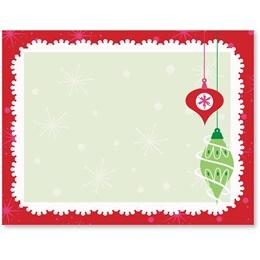 Christmas Fantasy Postcards