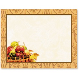 Harvest Tapestry Postcards