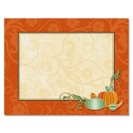 Magical Pumpkins Postcards
