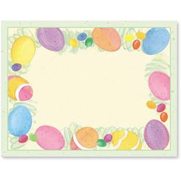 Painted Eggs Postcards