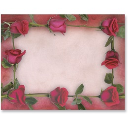 Rose Border Postcards
