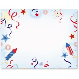 Patriotic Party Postcards