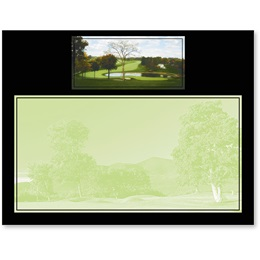Country Club Postcards