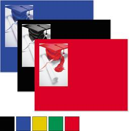 Graduation Diploma Cap Postcards