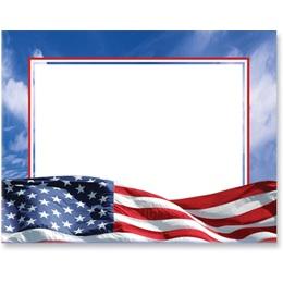 American Patriotism Postcards