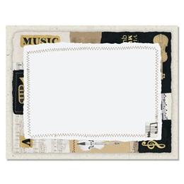 Music Postcards