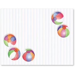 Beach Balls Postcards