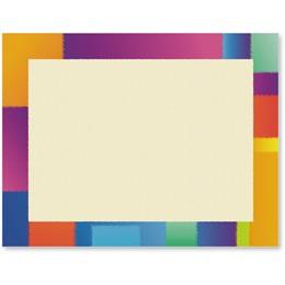 Colorful Postcards