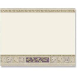 Earthtone Tiles Postcards