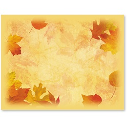 Fall Impressions Postcards