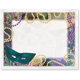 Party Gras Postcards