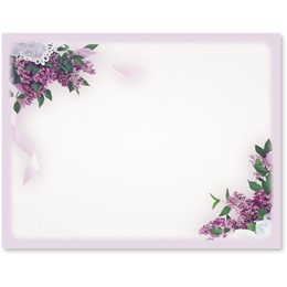 Lilacs Postcards