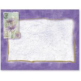 Lavender Spring Postcards