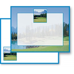 Majestic Greens Postcards