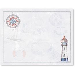 Seashore Postcards