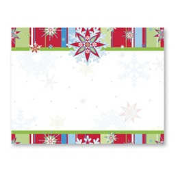 Snow Bright Christmas Postcards
