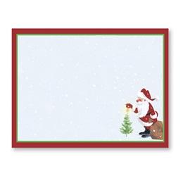 Santa's Wish Postcards
