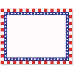 Star Spangled Postcards