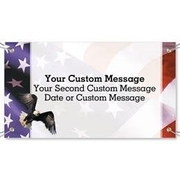 Freedom Vinyl Banners