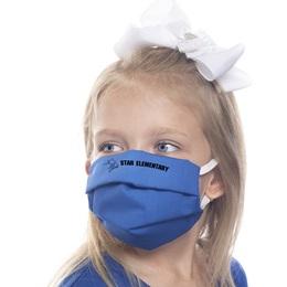 Custom Child Size 3-Ply Fabric Mask
